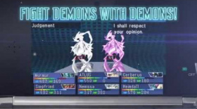 Shin Megami Tensei: Devil Summoner: Soul Hackers (3DS) Gameplay Trailer