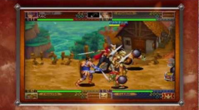 Dungeons & Dragons: Chronicles of Mystara (Wii U eShop) Trailer