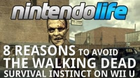 The Walking Dead: Survival Instinct (Wii U) 8 Reasons to Avoid The Walking Dead: Survival Instinct
