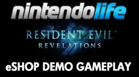 Resident Evil: Revelations (Wii U) eShop Demo Gameplay