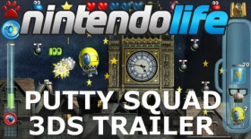 Putty Squad (3DS) Trailer