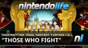 "Theatrhythm Final Fantasy: Curtain Call (3DS) ""Those Who Fight"" Gameplay Footage"