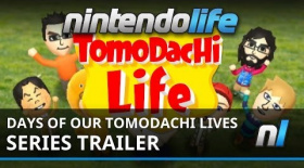Tomodachi Life (3DS) Days Of Our Tomodachi Lives Series Trailer