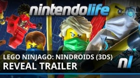 LEGO Ninjago: Nindroids (3DS) Reveal Trailer