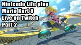 LIVE: Mario Kart 8 - Tournament! - 2 / 2