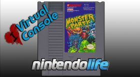 I ♥ Virtual Console: Monster Party  (NES)