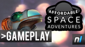 Affordable Space Adventures: The First 10 Minutes - Nintendo Wii U eShop