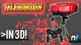 Teleroboxer (Virtual Boy) WATCH IN 3D ON YOUR NEW NINTENDO 3DS!