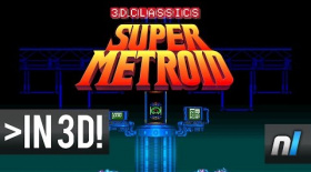 What If Super Metroid Was A 3D Classic?