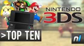 Top Ten Must-Play Nintendo 3DS Games