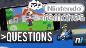 Nintendo Remakes on Smartphones and Nintendo NX – Plus YOUR Mario Kart 8 Retro Track Ideas!