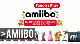 Amiibo Touch & Play Nintendo Classics Highlights - Revealed!