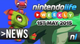 Yooka-Laylee Revealed, Splatoon Direct, and So Much More! |   Direct 1st May 2015