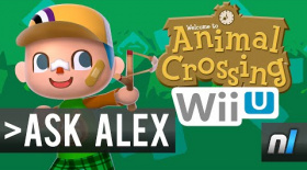 Will there be an Animal Crossing Entry on Wii U? | Ask Alex #20