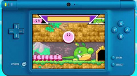 Kirby Mass Attack  (DS)