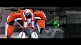 Transformers Prime (Wii & 3DS) First Gameplay Trailer