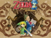 Wallpaper: Legend of Zelda: Phantom Hourglass