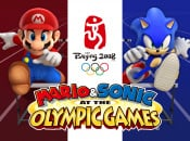 Wallpaper: Mario & Sonic at the Olympic Games