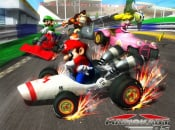 Wallpaper: Mario Kart DS