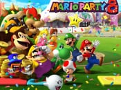 Wallpaper: Mario Party 8