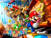 Wallpaper: Mario Party DS
