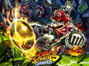 Wallpaper: Mario Strikers Charged