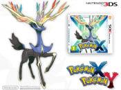 Wallpaper: Pokémon X (3DS)