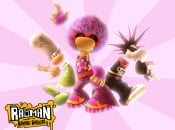 Wallpaper: Rayman Raving Rabbits