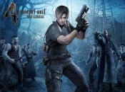 Wallpaper: Resident Evil 4: Wii Edition
