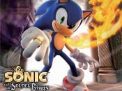 Wallpaper: Sonic and the Secret Rings
