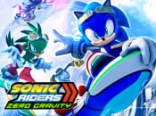 Wallpaper: Sonic Riders: Zero Gravity