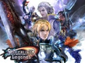 Wallpaper: Soul Calibur Legends