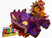 Wallpaper: Super Mario 3D World - Bowser