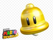 Wallpaper: Super Mario 3D World - Cat Bell