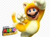 Wallpaper: Super Mario 3D World - Meow