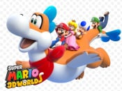 Wallpaper: Super Mario 3D World - Plessie