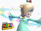 Wallpaper: Super Mario 3D World - Rosalina