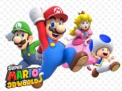 Wallpaper: Super Mario 3D World - Team