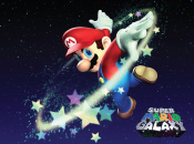 Wallpaper: Super Mario Galaxy