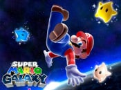 Wallpaper: Super Mario Galaxy #2