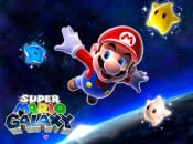 Wallpaper: Super Mario Galaxy #3
