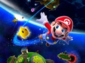Wallpaper: Super Mario Galaxy #4