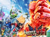 Wallpaper: The Wonderful 101 (Wii U)