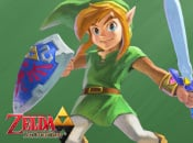 Wallpaper: Zelda: A Link Between Worlds - Link
