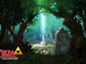 Wallpaper: Zelda: A Link Between Worlds - Master Sword