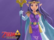 Wallpaper: Zelda: A Link Between Worlds - Princess Hilda