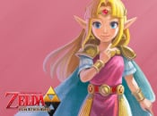 Wallpaper: Zelda: A Link Between Worlds - Princess Zelda