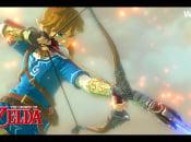 Wallpaper: Zelda (Wii U) - Link