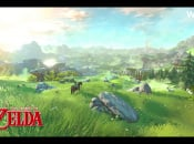 Wallpaper: Zelda (Wii U) - Open World
